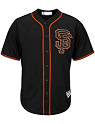Majestic san francisco giants mLB cool base maillot noir
