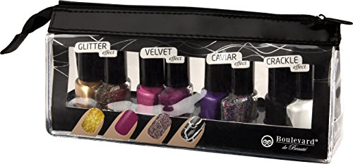 Boulevard de Beauté Effect Nail Set Ongles