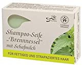 Saling - Shampoo-Seife Brennnessel
