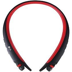 LG HBS de A80ageurd Auriculares Bluetooth Rojo