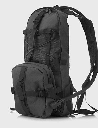 ZQ 20L L Trinkrucksäcke & Wasserblasen / RucksackCamping & Wandern / Angeln / Klettern / Fitness / Jagd / Jogging / Reisen / Notfall / Black
