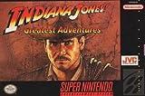 Indiana Jones Greatest Adventures - Super Nintendo SNES