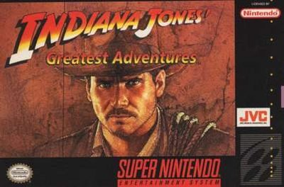 Indiana Jones Greatest Adventures SNES