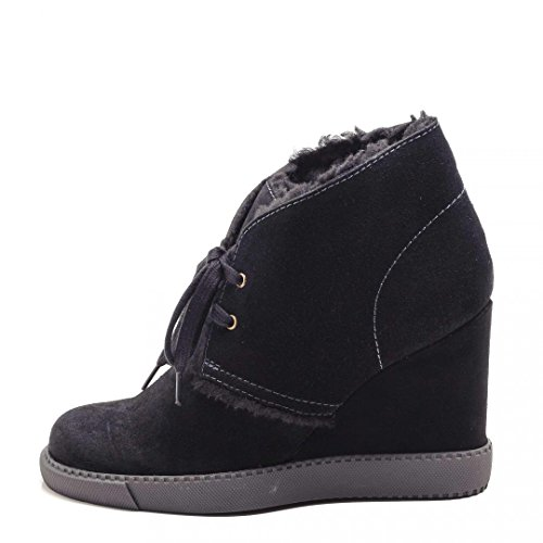See By Chloè Stivaletti Crosta Calf Black-38