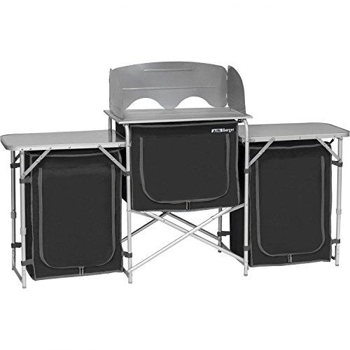 Berger Küchenbox Campingküche XL