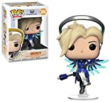 FunKo Pop! Jeux: Overwatch Mercy (Cobalt) Exclusivité # 304