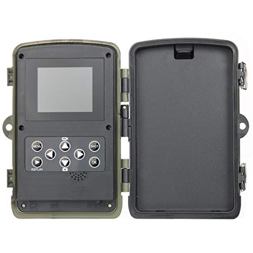 YusellYu_Schuhe Yusell 20MP 3G Wildlife-Kamera HC810A Photo Case Überwachungskamera GPRS 120 ° HD Hunt