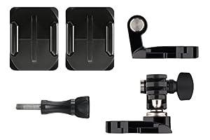 GoPro AHFSM-001 Système de Fixation rotative Noir