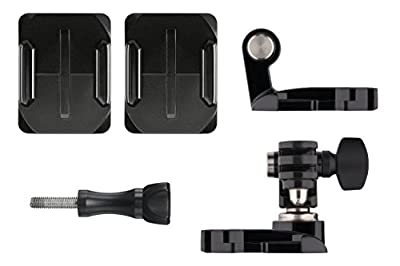 GoPro Helmet Front and Side Mount Camera from GoPro