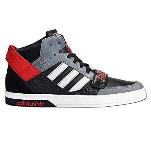 Adidas Hardcourt Defender D66078 Herren Schuhe Schwarz eY1M8j
