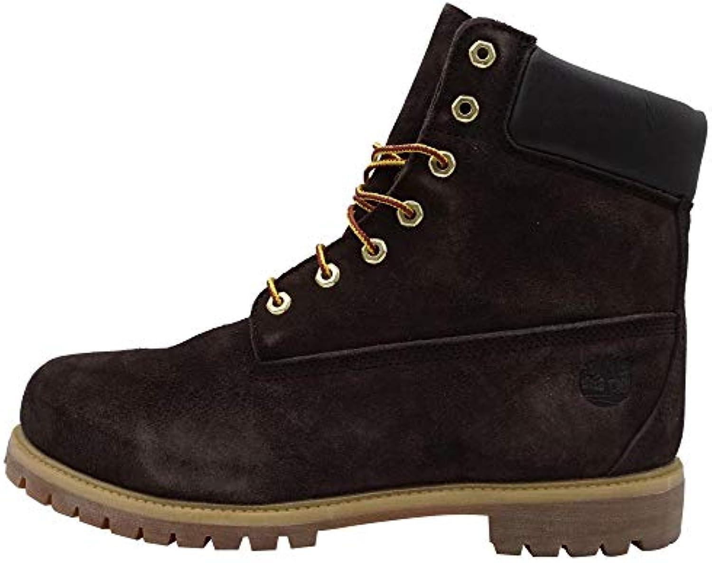 Timberland Exclusive 6 inch avvio Uomo Stivali Stivaletti stivali stivali stivali Marronee   Forte calore e resistenza all'abrasione  462f52