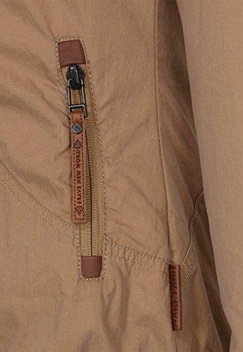 Naketano Female Jacket Kanone ist geladen Sand