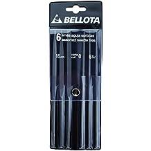 Bellota 4078-16 - Pack de 6 limas de aguja en bolsa