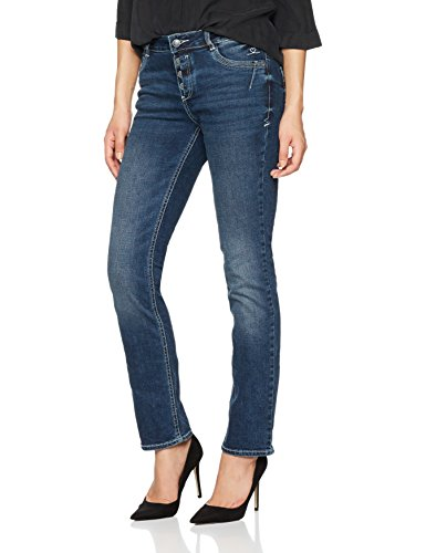 sOliver-Damen-Straight-Jeans