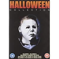 Halloween 1-5 Collection