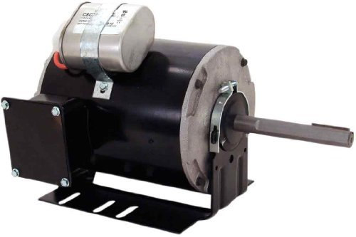 0.75 Hp Electric Motor (AO Smith FB1076 6-1/2-Inch Frame Diameter 3/4 HP 1075 RPM 208-230 460-Volt 6-Amp Ball Bearing Condenser by AO Smith)