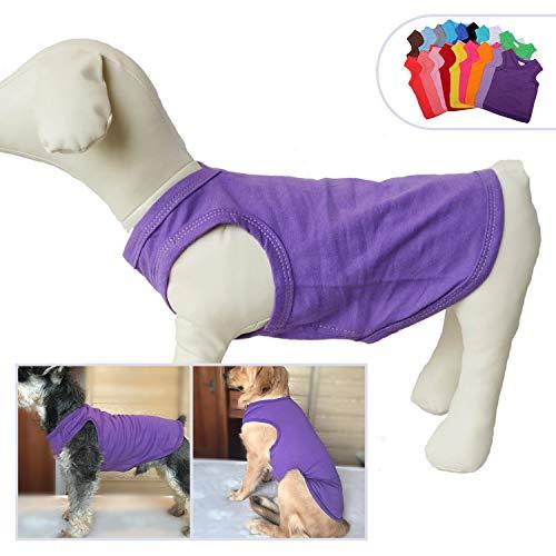 longlongpet 2019 - Disfraz de Perro, Camiseta para Perros Grandes y medianos,...