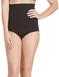Clovia Women Laser-Cut No-Panty Lines Tummy Tucking Panty