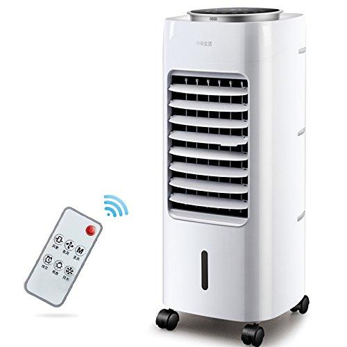 Preisvergleich Produktbild GZZ SHENNGHUO Klimaanlage Ventilator Kühlschrank,  Einzelne Lüfter,  Mobile Klimaanlage Ventilator für Den privaten Schlafsaal,  wassergekühlte Kleine Klimaanlage, Fernbedienung, Einheitsgröße