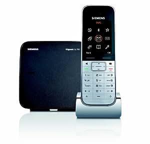 Gigaset SL780 Schnurlostelefon, DECT, Bluetooth, Freisprechfunktion, SMS-Funktion, strahlungsarm
