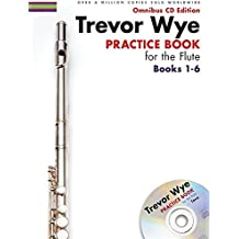 Wye Trevor Practice Books For The Flute BKs 1-6 New Edition BK/CD
