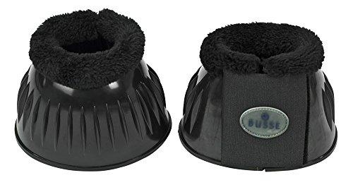 Busse Hufglocken Sturdy-Plush, XL, schwarz