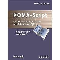 KOMA-Script: Eine Sammlung von Klassen und Paketen für LaTeX 2e
