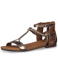 bca19af8cf5ae5 Suchergebnis auf Amazon.de für  Reißverschluss - Sandalen   Damen ...