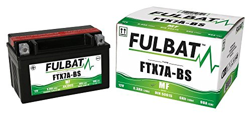 Rex RS 250, RS 400, RS 460, RS 700, RS 750, RS 900, 50 4T, FTX7A-BS, Wartungsfreie AGM, MF Fulbat Batterie