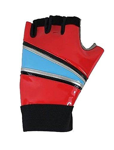 oween Cosplay Kostüme Handschuh Zubehörteil (Harley Quinn Handschuhe)