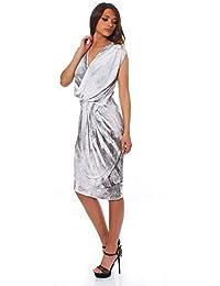 Religion ROBE Femmes Robe D'été Dame ALAIRES TWIST robe B112WBD60