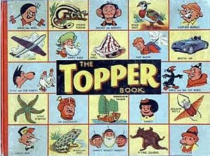 The Topper Book 1957
