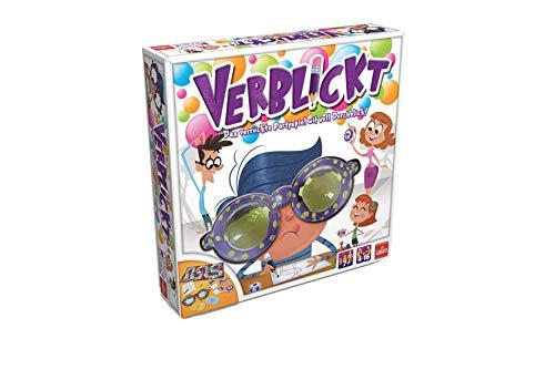 Goliath 76111 – Verblickt, Partyspiel für Jung und Alt, Begriffe zeichnen und erraten, Lustiges Zeichenspiel für die ganze Familie, ab 7 Jahren - 3
