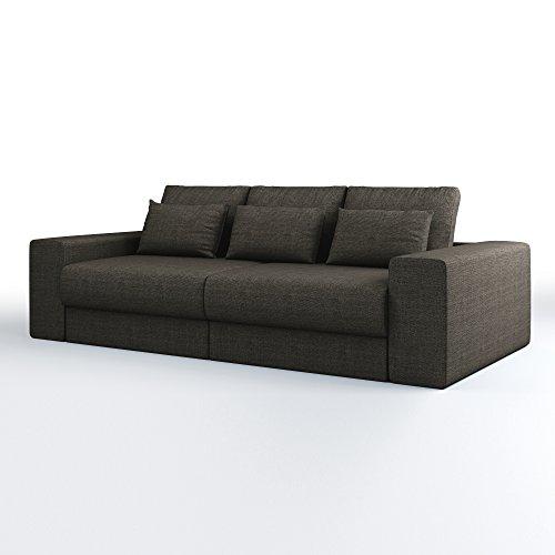 Vicco-Sofa-Bigsofa-Schlafsofa-Polstergarnitur-Couch-Bettfunktion-Federkern-Farbauswahl