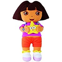 HAVGRA Dora Soft Doll Stuffed Plush Toy for Baby Kids & Girls Birthday Gifts Home Decoration (Color: Multicolor Size: 24…