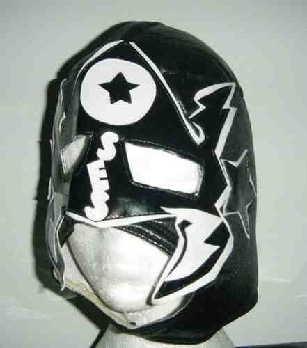 CM PUNK Maske für Erwachsene (Für Cm Punk Kostüm Kinder)