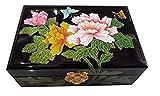 CXJFF portagioie stampato in legno retrò fatto a mano, portagioie in legno, scatola for gioielli in lacca scatola for orologi scatola for gioielli scatola di immagazzinaggio cinese scatola for gioiell