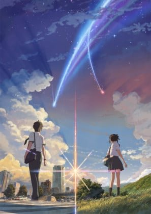 kimi-no-na-wa-your-name-us-textless-imported-movie-wall-poster-print-30cm-x-43cm-brand-new