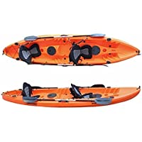 Angel Kayak grapper Duo Arancione