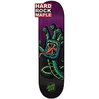 Santa Cruz Skate Hissing mano Hard Rock arce 8,375en X 32en–Tabla de skate