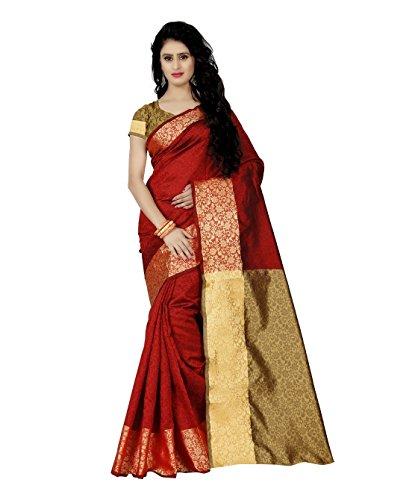 Trendz Style Jacquard Saree(TZ_1114_B)