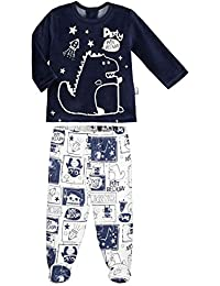 47b2b977303d7 Amazon.fr   Multicolore - Ensembles de pyjama   Vêtements de nuit et ...