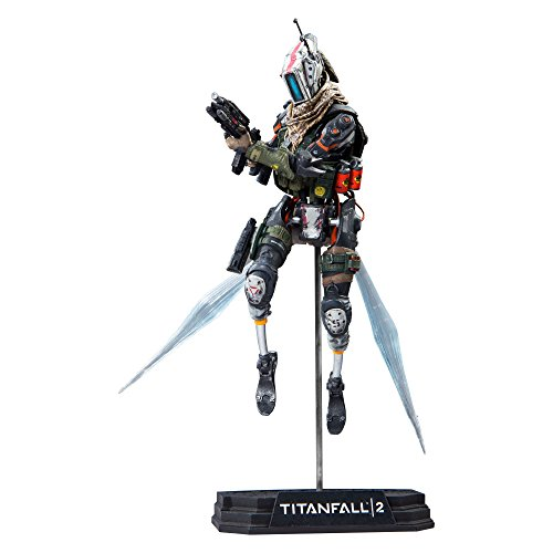 Titanfall 2 Jester 7 inch Color Tops Action Figura