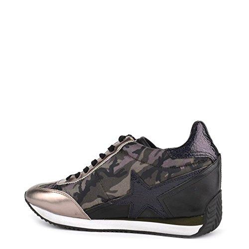 Ash Chaussures Bullet Camo Baskets Femme Cargo