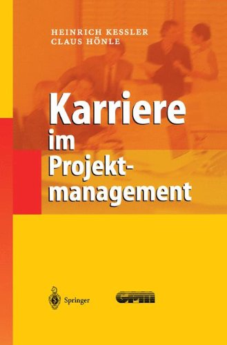 Karriere im Projektmanagement