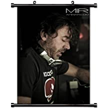 Benny Benassi Musican Wall Scroll Poster (32 x 48) Inches