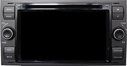Preisvergleich Produktbild Gowe Android 17,8cm Auto DVD Player für FordFOCUS 1999–2006mit GPS/Bluetooth/SWC/3G/WIFI/Radio/iPod/ATV/Canbus/Spiegel Link/OBD2/TPM