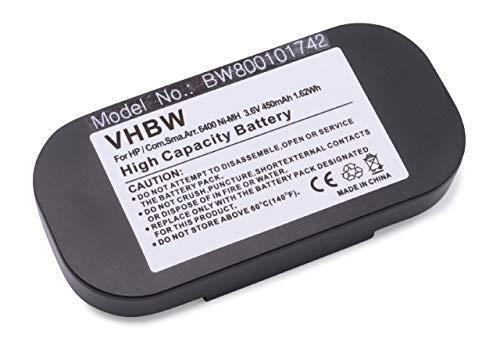vhbw Batterie Ni-MH 250 mAh, 3.6V pour HP Smart Array 257554-001, 257555-001, 257556-001, remplace Les modèles 307132-001, 274779-001