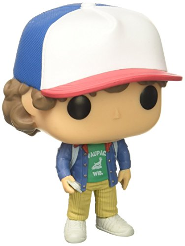 STRANGER THINGS   DUSTIN FIGURA DE VINILO (FUNKO 13323)