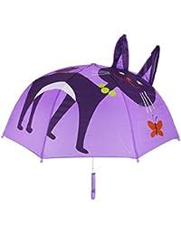 Itian paraguas infantil - Paraguas para Niños, Paraguas infantil burbuja para ...